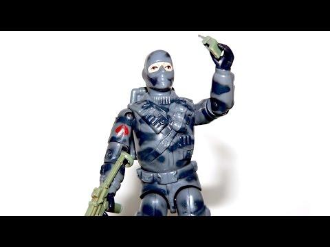 1984 Firefly (Cobra Saboteur) G.I. Joe review