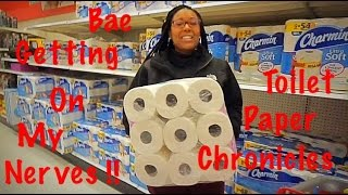 Vlog | Bae Is Getting On My Nerves