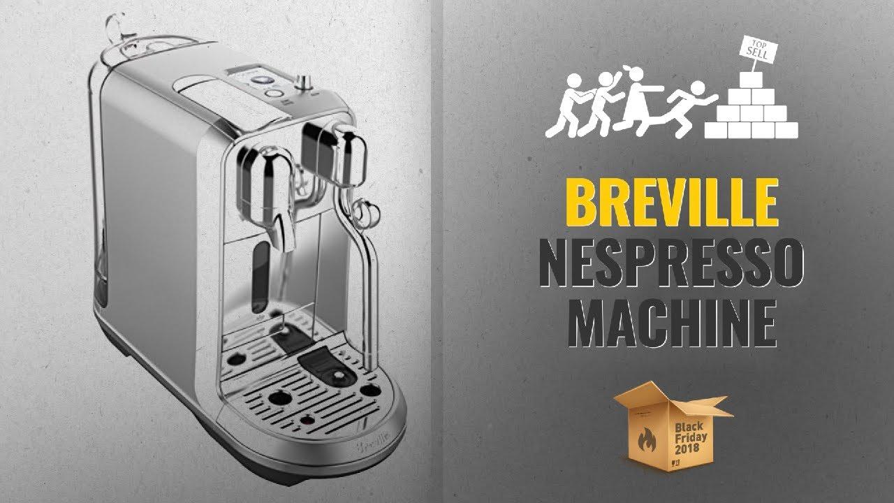 Brevillenespressomachine Blackfriday2018 Clipadvise