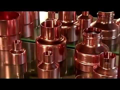 Видео Производство трубы медные тянутые твердые гост 617 90