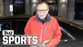Larry King Says Kaepernick Will Lose Person of the Year Award to Putin or Mueller | TMZ Sports