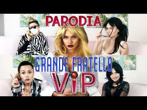 👁PARODIA GRANDE FRATELLO VIP | MARYNA