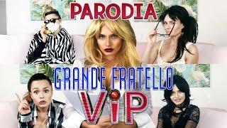 PARODIA GRANDE FRATELLO VIP MARYNA