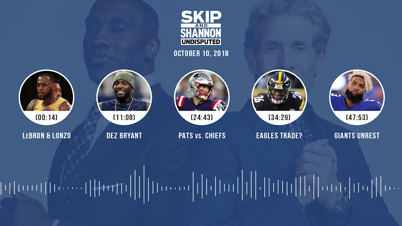 undisputed-audio-podcast-10-10-18-with-skip-bayless-shannon-sharpe-jenny-taft-undisputed