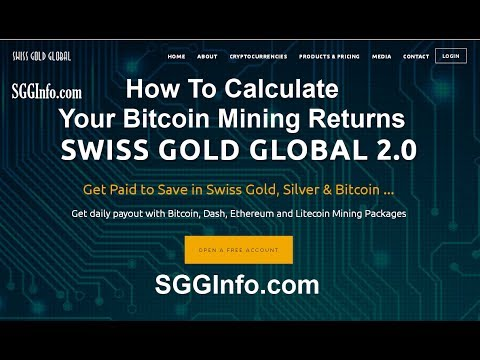 How To Calculate Your Bitcoin Mining Returns