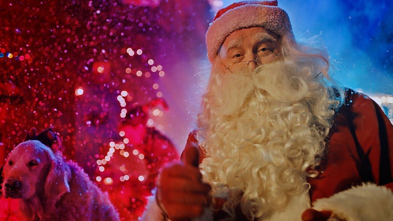 Babbo Natale 8 Gallery.Video Di Babbo Natale Il Natale Si Avvicina