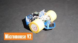 Micromouse Quick Build Comp