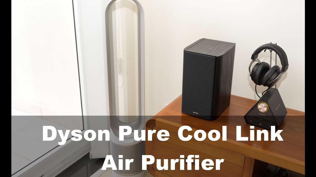 Dyson Am11 Pure Cool Link Air Purifier Review A Tower
