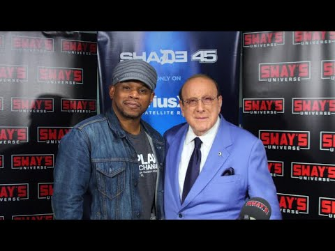 Clive Davis Introduces New Documentary 'Soundtrack Of Our Lives' | Sway's Universe