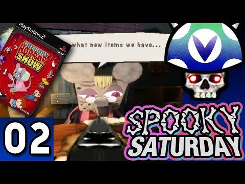 [Vinesauce] Joel - Spooky Saturday: Gregory Horror Show ( Part 2 )