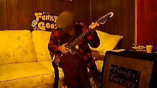 You're Never Too Old  to get Funky ,  Finger Picking  Guitar