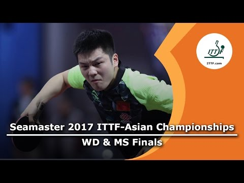 2017 ITTF-Asian Championships - WD &MS Finals