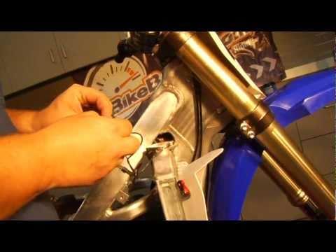 How To Install A Dirt Bike Hour Meter at BikeBandit - YouTube