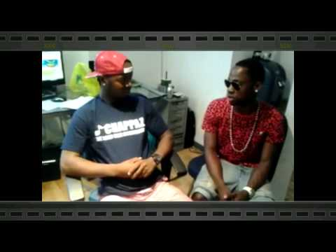Stylo G. Interview 2013 Twin Elements tv
