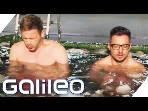 How to never get sick again - The Iceman | Galileo | ProSieben