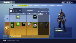 (LIVE FORTNITE) I RUSH THE PALIERS OF COMBAT PASSE (PALIER 24/70) (TOP1 - 12)