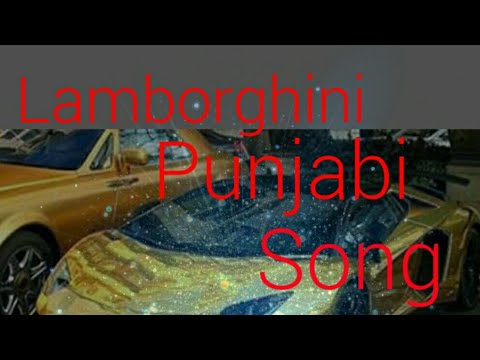 Lamborghini Punjabi Song MP4