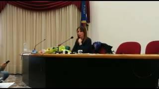 """Dimissioni assessore Greco:""""Sono una persona libera ed ho la mia dignità """""""