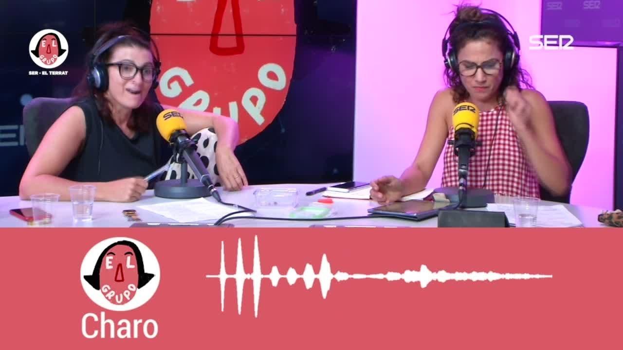 La historia de Charo que dejó boquiabiertas a Sílvia Abril y Toni Acosta