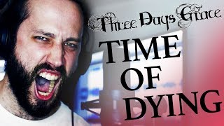 Three Days Grace - Time of Dying (Cover by Jonathan Young)
