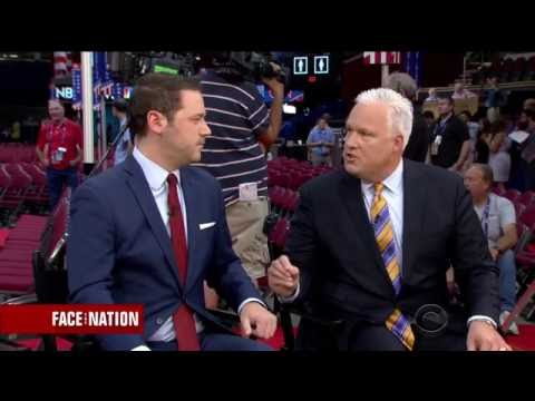 ACU's Matt Schlapp responds to The Federalist's Ben Domenech on CBS' Face the Nation
