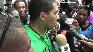 Andrew Holness nominated in West Central St. Andrew