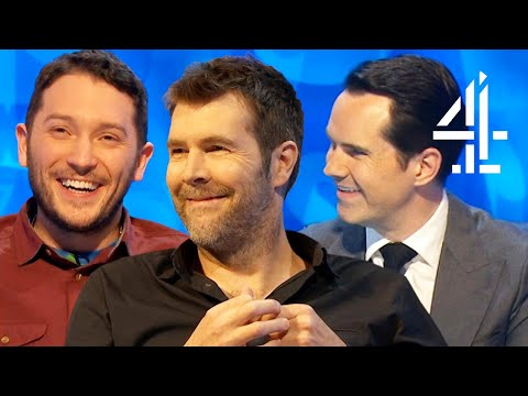 Rhod Gilbert's FUNNIEST MOMENTS on 8 Out of 10 Cats Does Countdown!