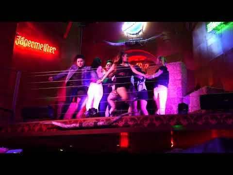 Club Posers: Lady Gaga 'Donatella' Choreography by Jaye Fleurant