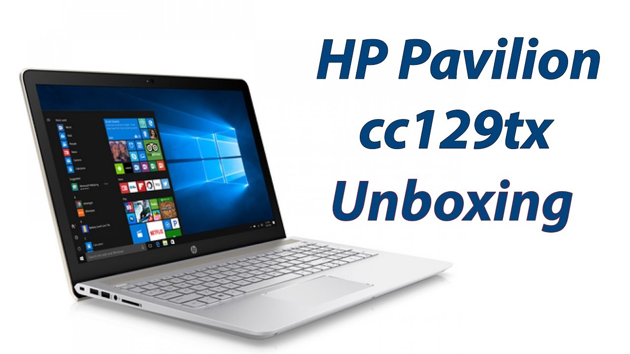 4ac27c15552 Hp Pavilion Cc129tx Unboxing - Trendy Output - TheWikiHow