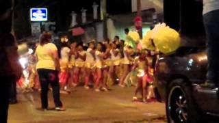 Escuela del Ejercito Carnaval Cerro Azul Veracruz Mexico Soldier