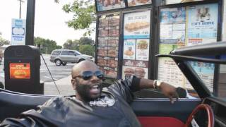 Ricky Rozay Parody(official) Whopper in the Car Video! #MMG