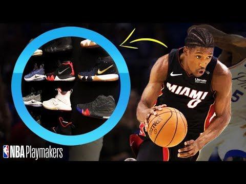 Josh Richardson Reveals His Favorite On-Court Sneakers