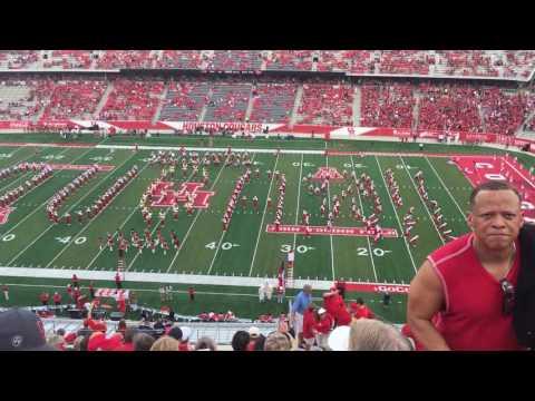 Spirit of Houston Pre-Game, Sept. 10, 2016 TDECU Stadium