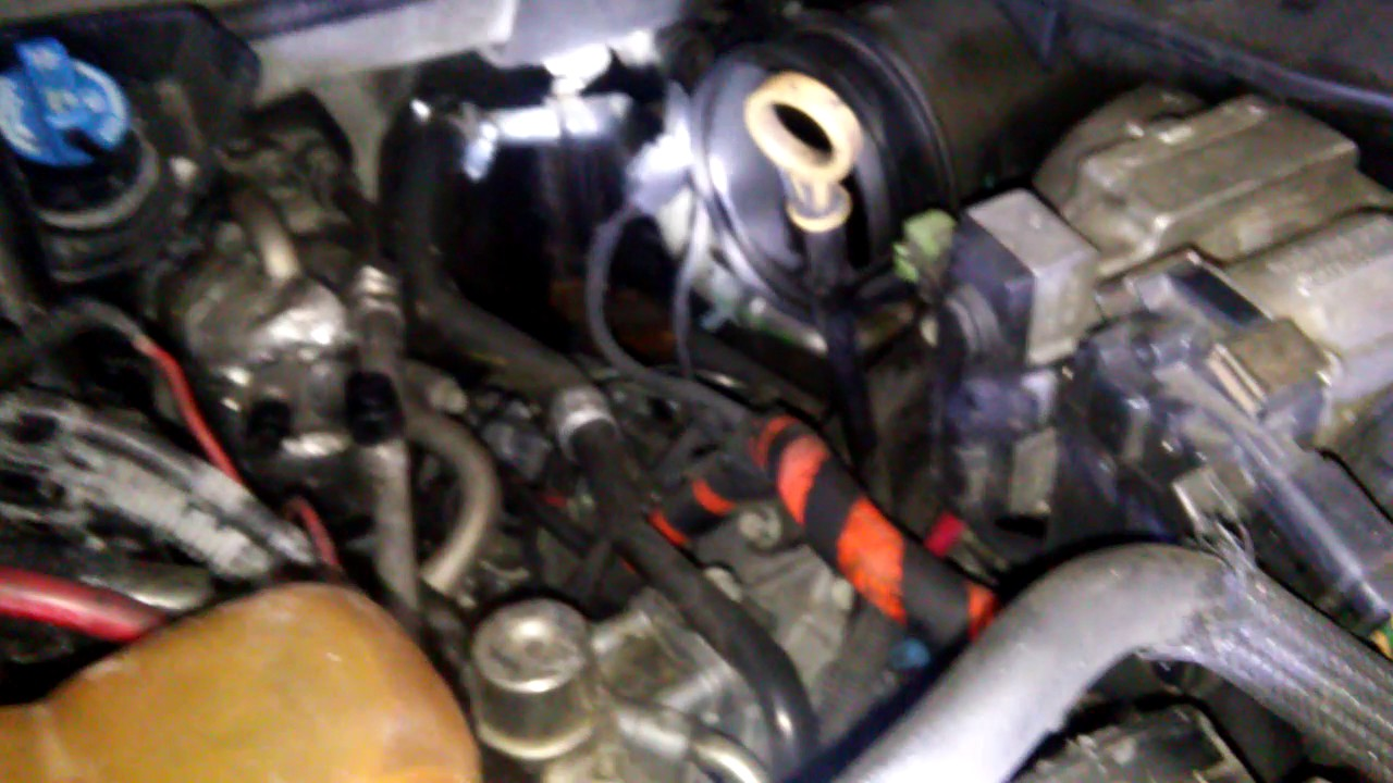Duramax Heater Core Youtube Lly Fuel Filter Access