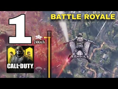 CALL OF DUTY : MOBILE - BATTLE ROYALE PART 1 - GAMEPLAY WALKTHOUGH ESPAÑOL ( ANDROID , IOS )