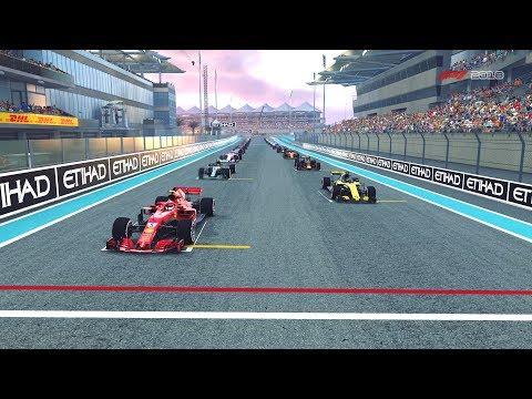 F1 2018 [PC 4K]  総集編