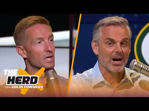 Joel Klatt previews Texas vs Oklahoma, talks strength of Trevor Lawrence's Clemson | CFB | THE HERD