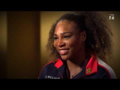 Holding Serve - Serena Williams