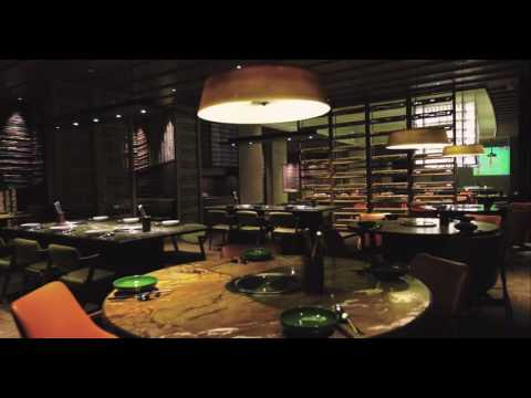 BEBA restaurant and bar Hyatt Regency Qingdao