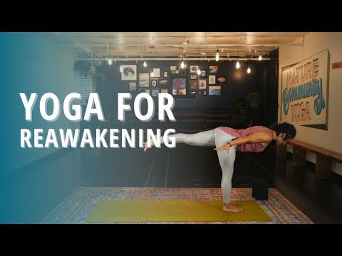 Yoga for Reawakening | Movement Medicine | Yoga Wild