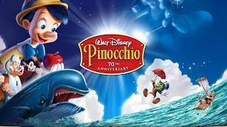 Пиноккио (Pinocchio) 1940. Избранные фрагменты Трейлер.