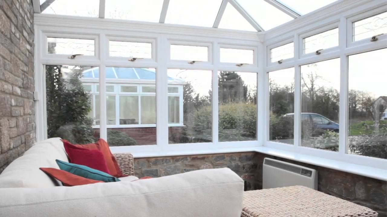 Clip N Fit Conservatory Blinds Youtube