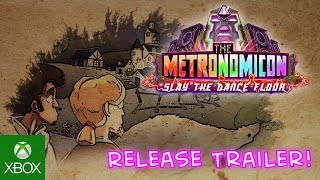 The Metronomicon: Slay the Dance Floor - Release Trailer
