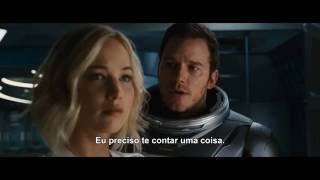Passageiros: O Filme - Trailer HD Legendado [Jennifer Lawrence, Chris Pratt]