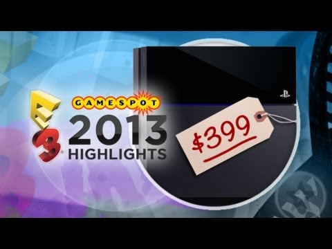 E3 Highlights: Top News Stories - PS4, Xbox One Pricing
