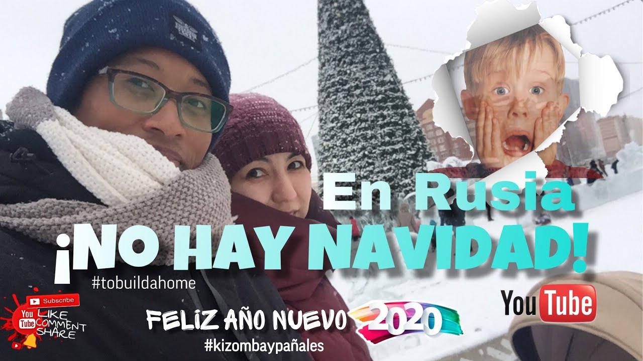 ¡En Rusia, no hay Navidad! | Vlog 3| Feliz Año Nuevo! | Rusia en Invierno+Tradiciones