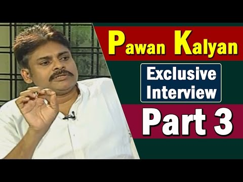 Pawan Kalyan Exclusive Interview || Discussion on AP Special Status || Part 3 || NTV