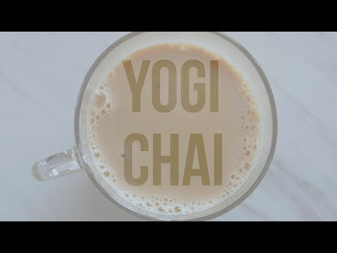 Yogi Chai Tea Recipe