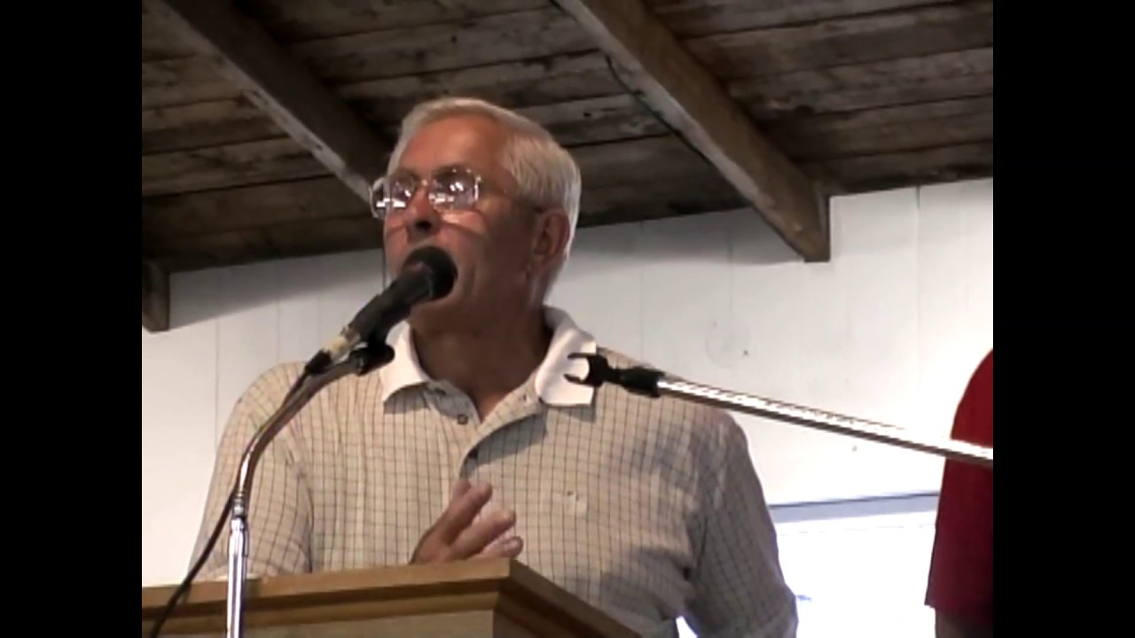 Mooers Camp Meeting Opening Night  August, 2005
