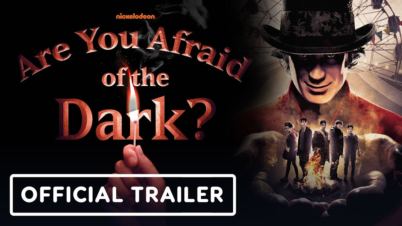 Are You Afraid of the Dark Reboot Official Trailer (2019) Sam Ashe Arnold, Miya Cech, Tamara Smart